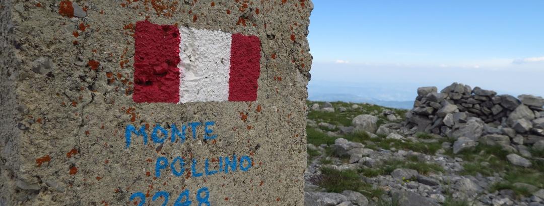 M. Pollino 2.248 m