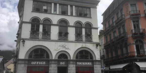Tourist office
