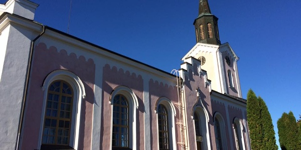 Hamrånge kyrka, Bergby