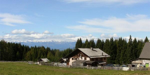 """Mountain Hut """"Schönrast"""""""