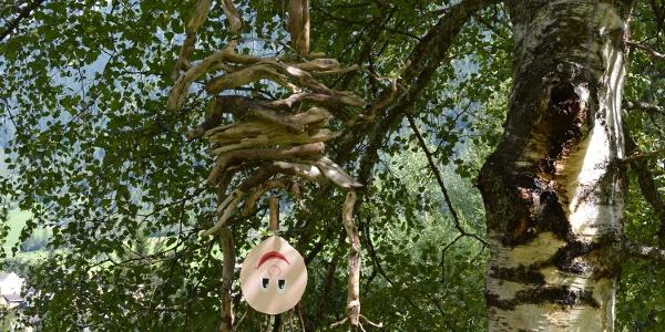 «Foresta degli gnomi» per bambini