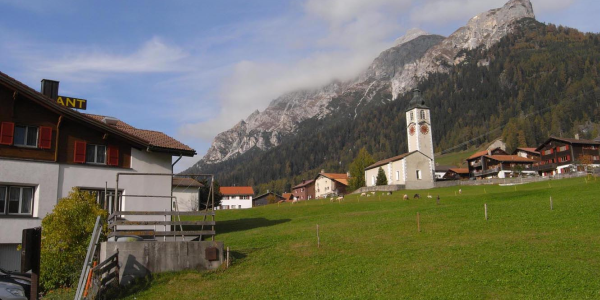 Das Dorf Sufers