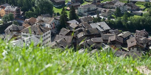 Historischer Dorfkern Splügen