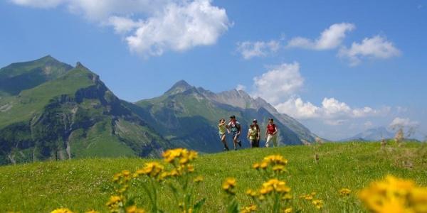Wanderparadies Giswil-Mörlialp