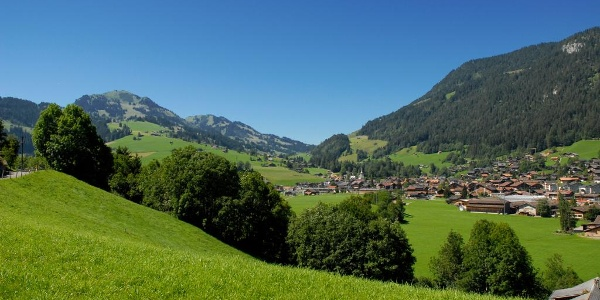 View at Zweisimmen