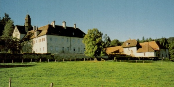 La Part-Dieu monastery