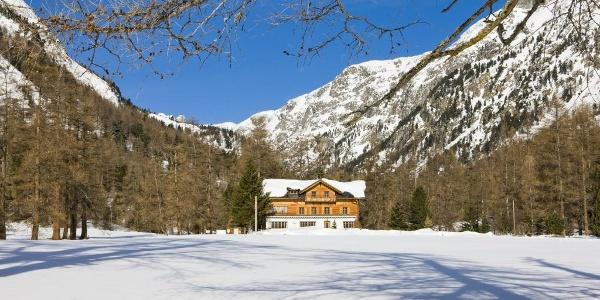 Winterwandern Val Bever