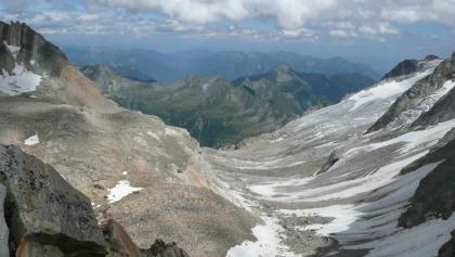 Blick vom Zwischbergenpass
