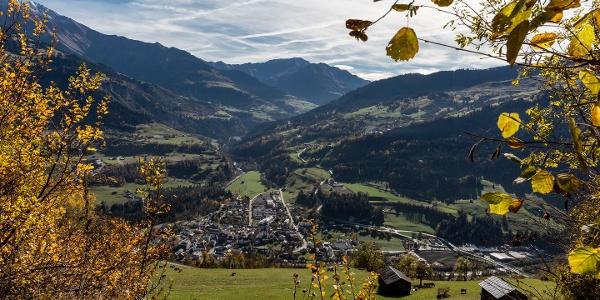 Bergwelt von Ilanz