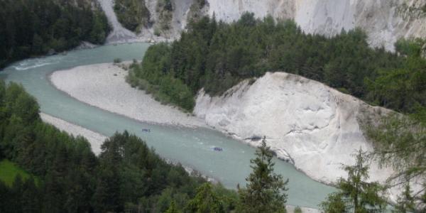 Chrummwag, die berühmte Flussschlaufe