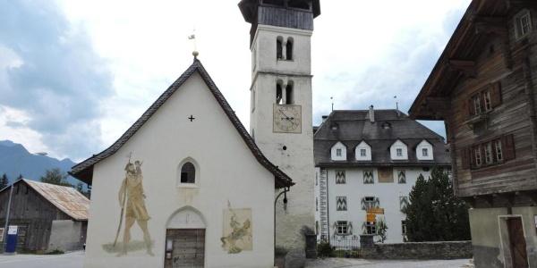 Kapelle S.Roc