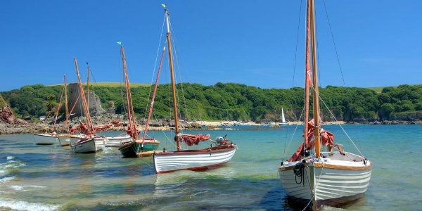 North Beach Salcombe