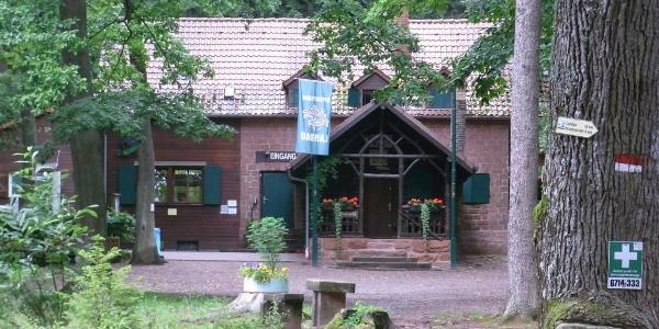 Hütte am Zimmerbrunnen