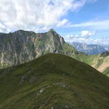 Foto von Klettersteig: Reichenstein (2.143m) über Grete-Klinger-Steig • Hochsteiermark (18.07.2017 07:51:38 #3)