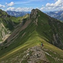 Foto von Klettersteig: Reichenstein (2.143m) über Grete-Klinger-Steig • Hochsteiermark (18.07.2017 07:51:38 #4)