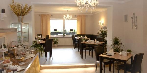 Hotel Zum Grünen Baum: Frühstücksraum II