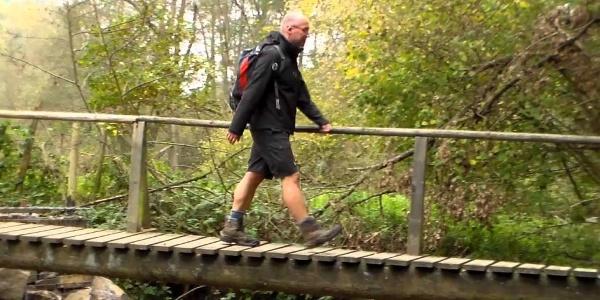 Saar-Hunsrück-Steig Etappe 22 Schmausemühle-Morshausen