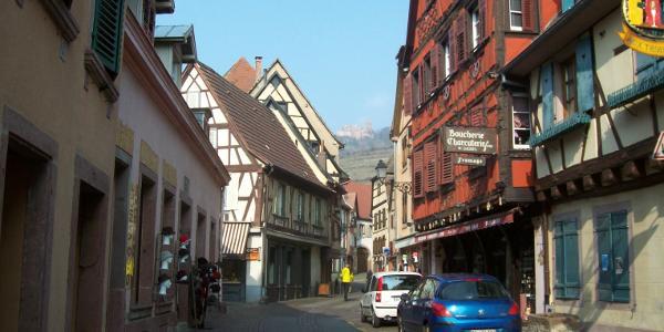 Altstadt Ribeauville