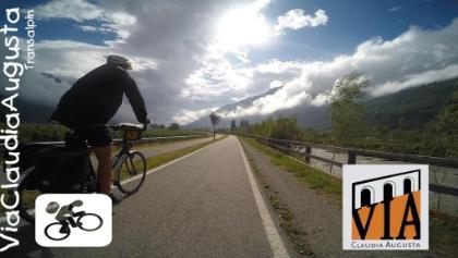 Via Claudia Augusta mit dem Fahrrad vom Allgäu über die Alpen an die Adria