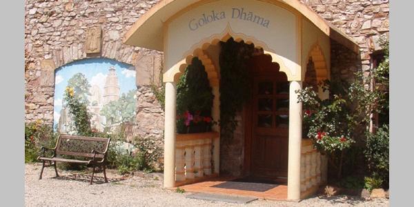 Tempel Goloka Dhama