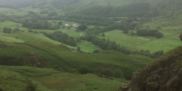 Descent into Eskdale.