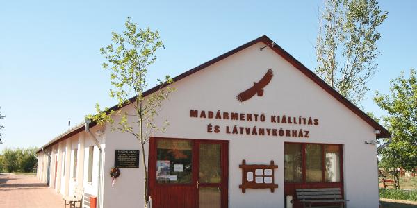A madárkórház épülete