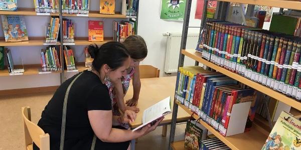 Bücherei Kinderecke