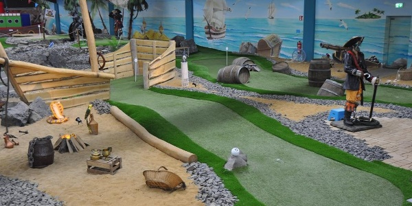 Golfanlage