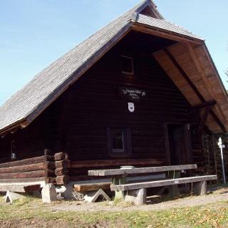 Hasemann-Hütte auf dem Farrenkopf