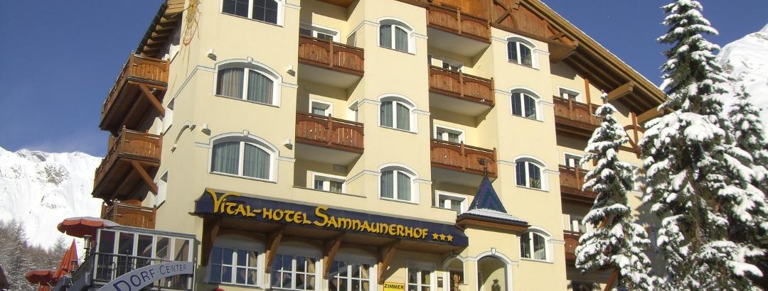 Vital-Hotel Samnaunerhof***S