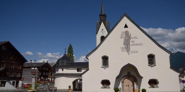 Schwarzenberg Dorfplatz