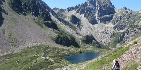 Lac d'Ilheou