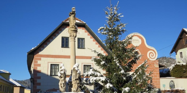 Hauptplatz Kirchberg am Wechsel