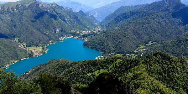 Vista dal Monte Corno