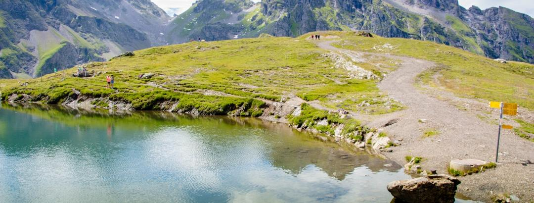 2-Seen Wanderung Juli 17
