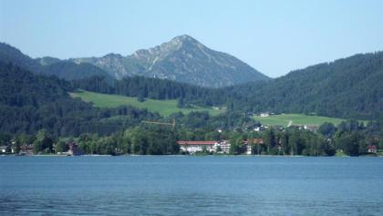 Kampen oberhalb von Bad Wiessee am Tegernsee