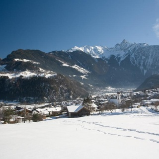 Winterwandern in Sautens