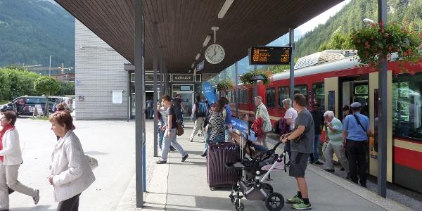 Bahnhof Mayrhofen