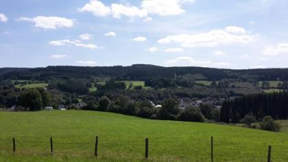 Blick vom Sonnenberg auf Oberveischede