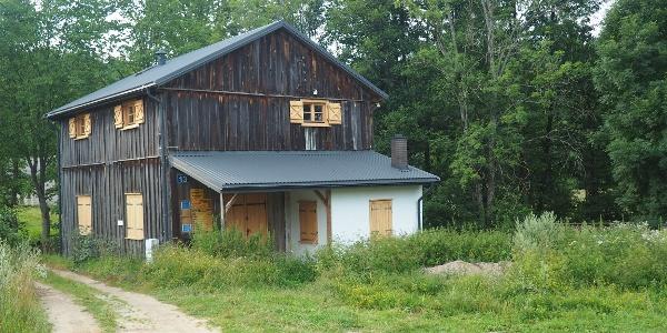 the Mill at Udzielek village
