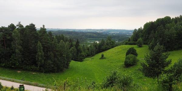 Vyhlídka u obce Smolniky 1