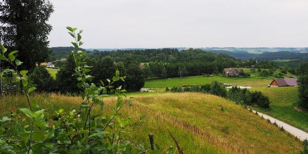 Vyhlídka u obce Smolniky 2