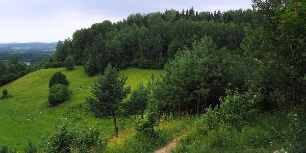 Vyhlídka u obce Smolniky 3