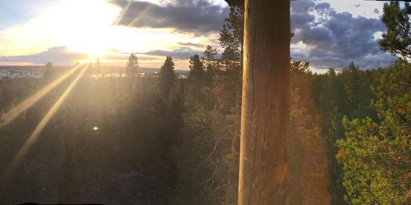 Panorama am Ounusvaara
