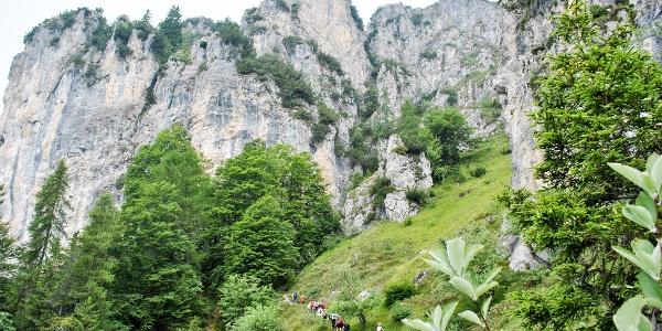 Blick Richtung Monte Carone