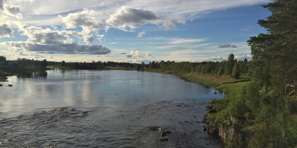 River of Ounasjoki