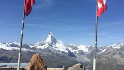 Vom Rothorn nach Zermatt