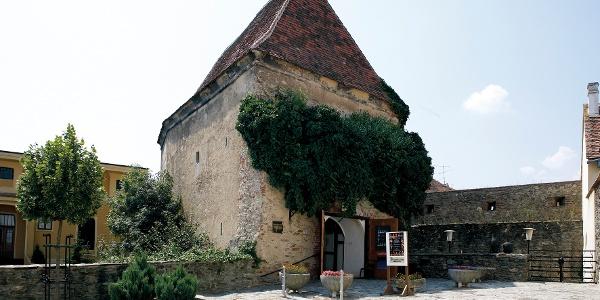 Az Öreg-torony bejárata