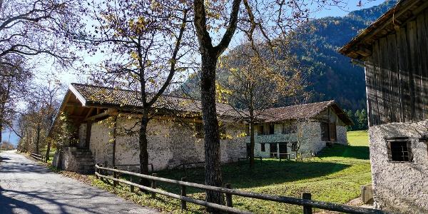 Fienili in Val Concei