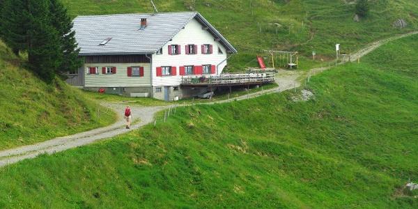 Berggasthaus Hochhäderich.